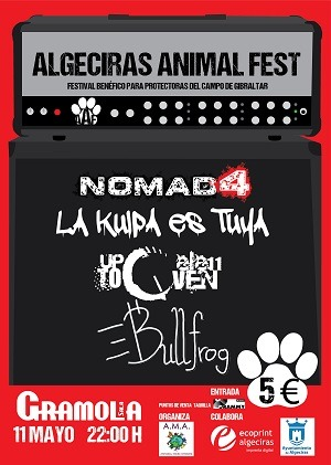 ALGECIRAS ANIMAL FEST