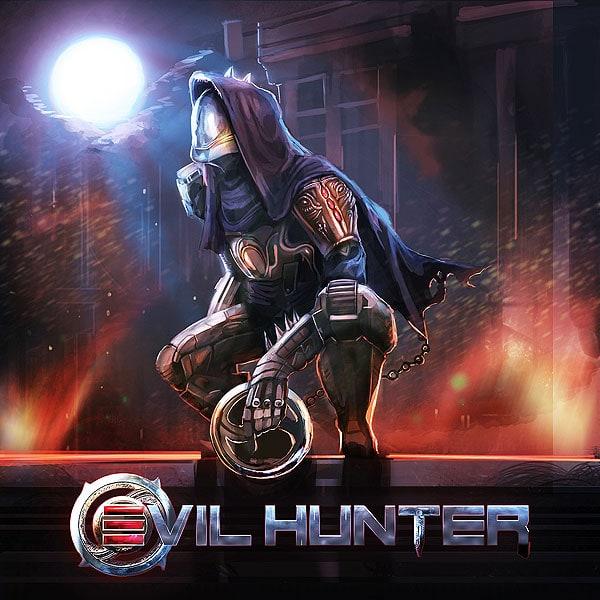 EVIL HUNTER – Evil hunter, 2018