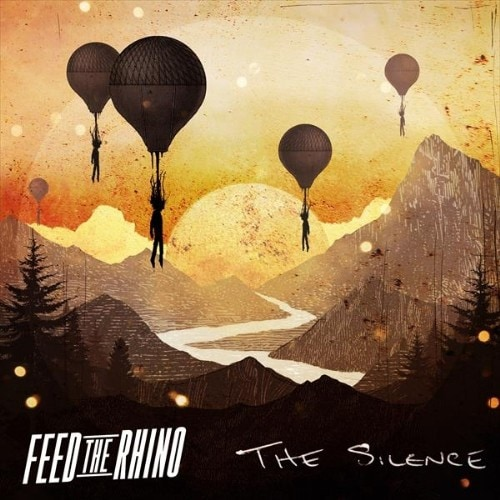 FEED THE RHINO (GBR) – The silence, 2018
