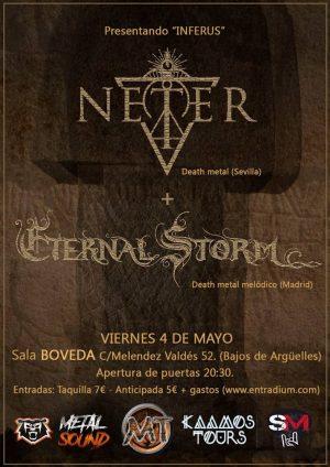 NETER + ETERNAL STORM