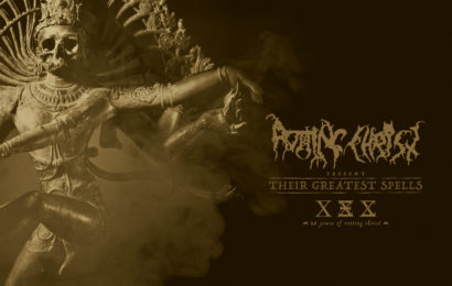 ROTTING CHRIST (GRC) – Their greatest spells, 2018