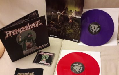 HAEMORRHAGE (ESP) – Haematology part 2: The singles collection, 2018