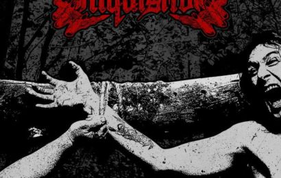 INQUISITOR (NLD) – Stigmata me, I'm in misery, 2018