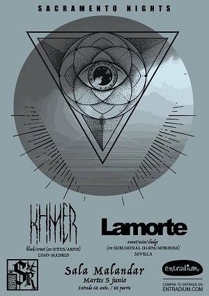 KHMER + LAMORTE