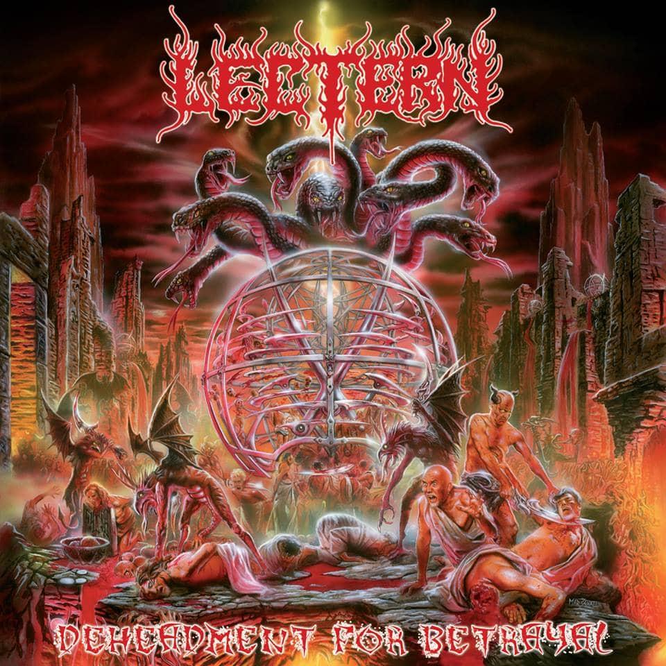 LECTERN (ITA) – Deheadment for betrayal, 2018