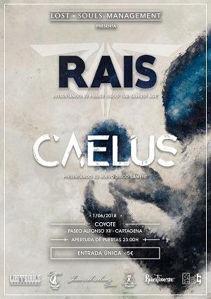 RAIS + CAELUS
