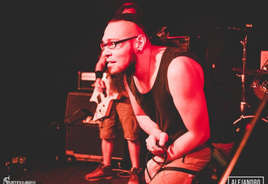OXIDISED RAZOR (MEX) – MOÑIGO (ESP) – COSTRA (ESP) – Madrid – 01/06/2018