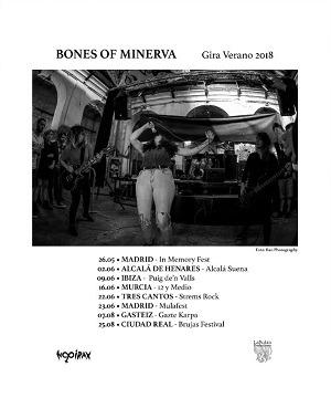 BONES OF MINERVA + LEMUR + PURPURA + MUNMIRA