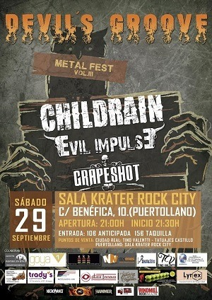 DEVIL'S GROOVE METAL FEST VOL. III