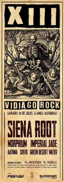 VIDIAGO ROCK FEST