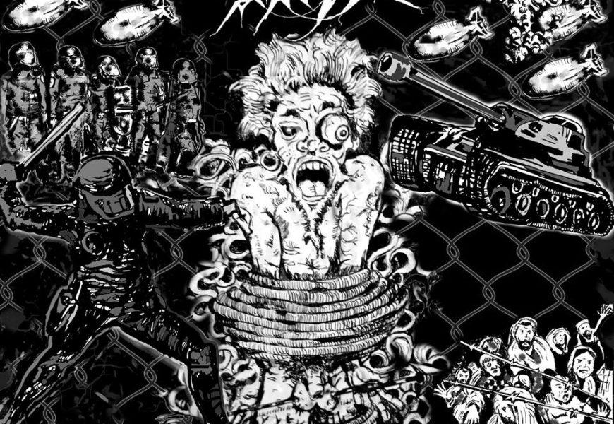 ODIO (ESP) – Malditos bastardos, 2018