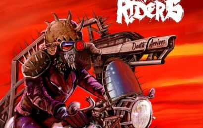 WASTËLAND RIDERS (ESP) – Death arrives, 2018