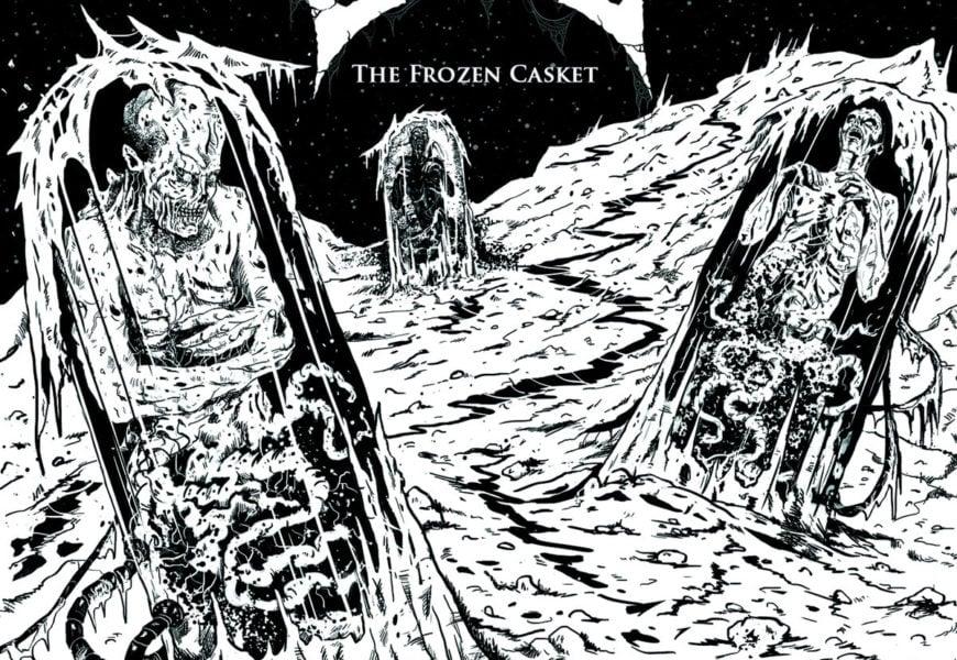 CIST (RUS) – The frozen casket, 2018