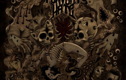 FERVENT HATE (PER) – Tales of hate, lust and chaos, 2018