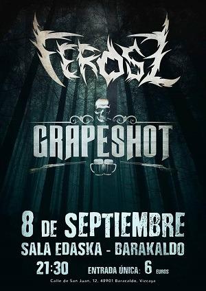 FEROSZ + GRAPESHOT