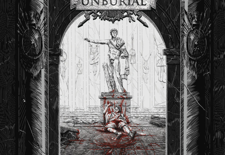 UNBURIAL (ESP) – The dogs of war, 2018