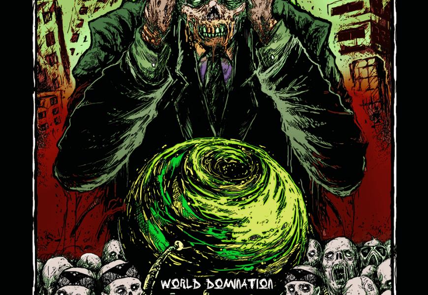 ExCx (ESP) – World domination, 2018