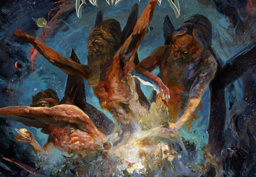 KRISIUN (BRA) – Scourge of the enthroned, 2018