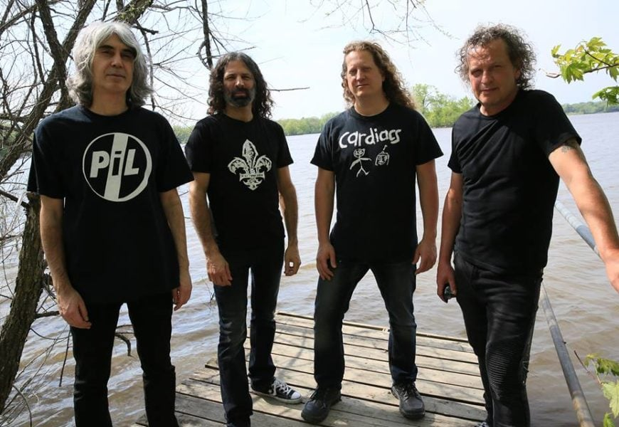 VOIVOD (CAN) – Interview – 01/10/18