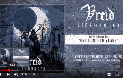 Premier: VREID desvelan el tercer tema de su 'Lifehunger'