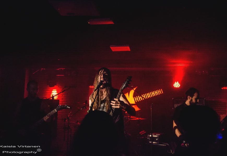 VIKINGORE (ESP) + PERPETUAL NIGHT (ESP) + WINTERHORN (ESP) – Madrid – 22/09/2018