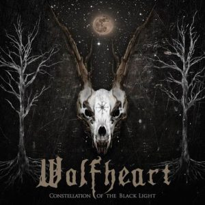 WOLFHEART (FIN) – Constellations of the black light, 2018