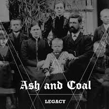 ASH AND COAL (SWE) – Legacy, 2017