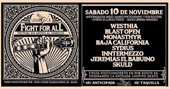 FIGHT FOR ALL FEST