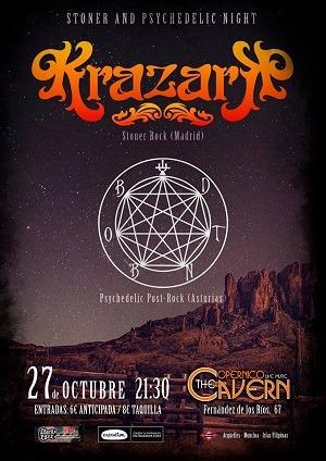 KRAZARK + BREAKING DAWN OF THE NEBULA