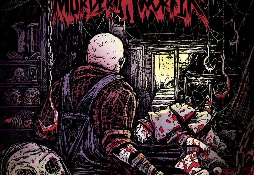 MURDER WORKER (ESP) – Where the scream becomes silence, 2018