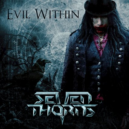 Premier: «Evil within», nuevo video oficial de SEVEN THORNS (DNK)