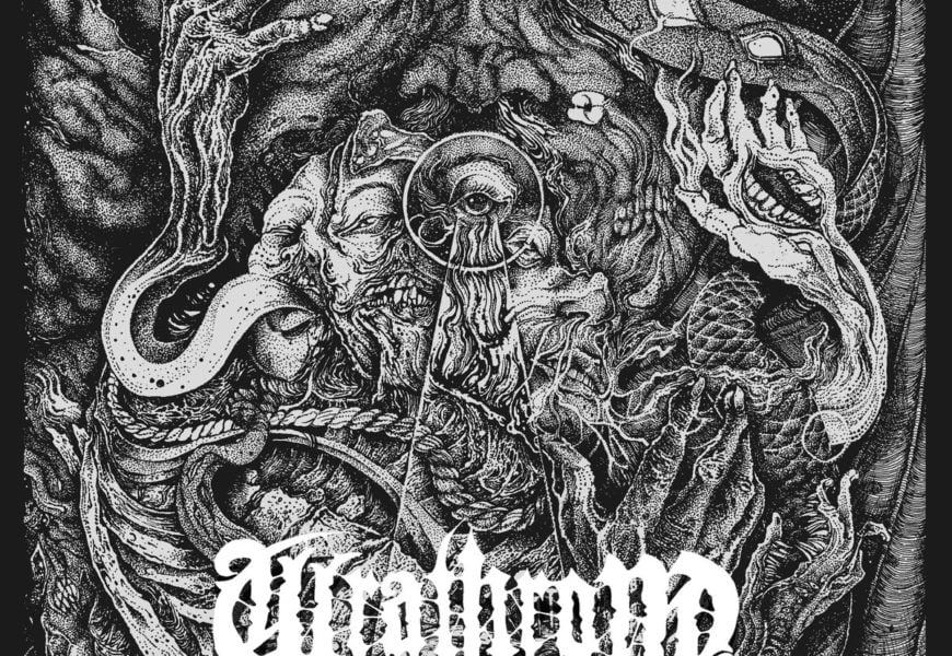 WRATHRONE (FIN) – Reflections of torment, 2018