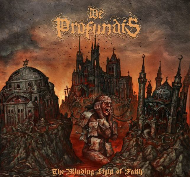 DE PROFUNDIS (GBR) – The blinding light of faith, 2018