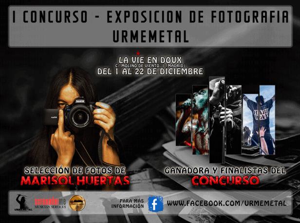 I EXPOSICIÓN FOTOGRÁFICA URMEMETAL