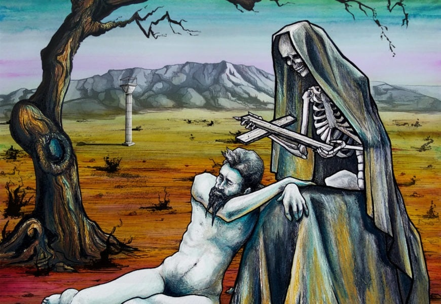 SIMÓN DEL DESIERTO (ESP) – Purgatory, 2018