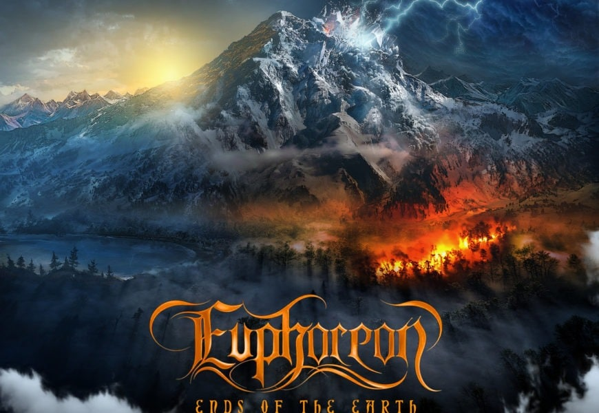 EUPHOREON (NZL) – Ends of the earth, 2017