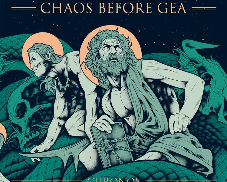 CHAOS BEFORE GEA (ESP) – Chronos, 2018