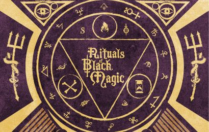 DEATHLESS LEGACY (ITA) – Rituals of black magic, 2018