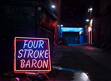 FOUR STROKE BARON (USA) – Planet silver screen, 2018