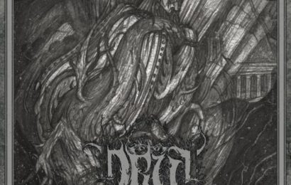 DRUJ (USA) – Chants to Irkalla, 2018