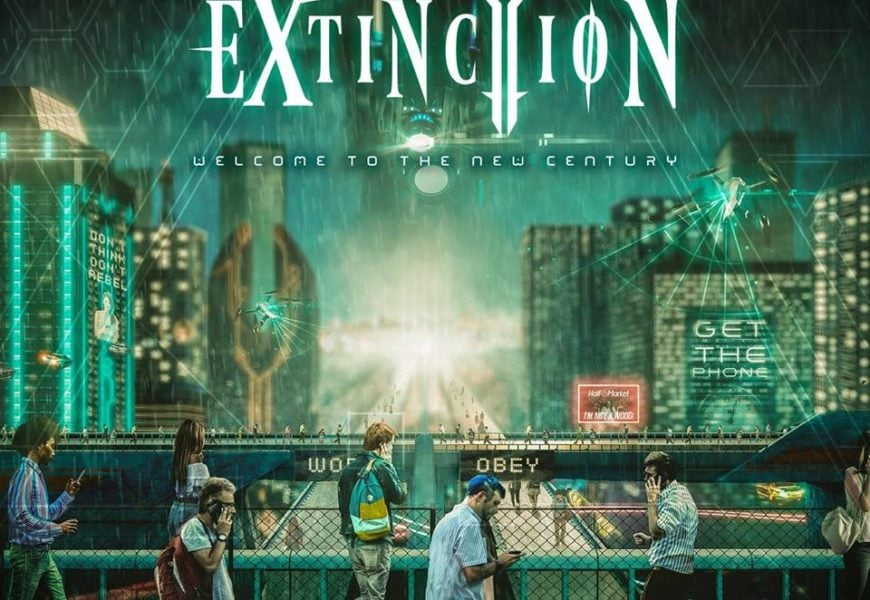 DAWN OF EXTINCTION (ESP) – Welcome to the new century – Slaves, 2018