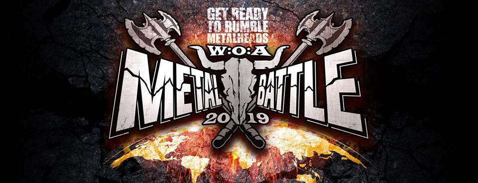 SEMIFINAL ESTE- W:O:A METAL BATTLE SPAIN 2019