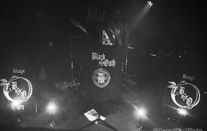 BLACK OATH + NIGHT GAUNT – Barcelona – 09/02/2019