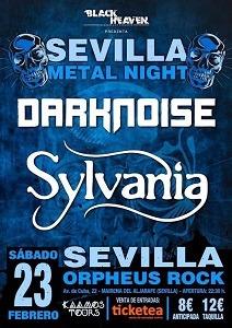 DARKNOISE + SYLVANIA
