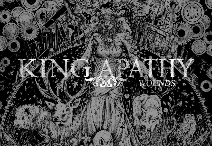 KING APATHY (DEU) – Wounds, 2019