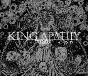 KING APATHY (DEU) – Wounds, 2019