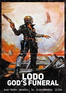 LODO + GOD'S FUNERAL