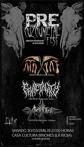Pre - Cuzcu metal fest