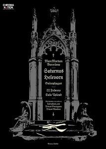 SATURNUS + HELEVORN + ONIROPHAGUS