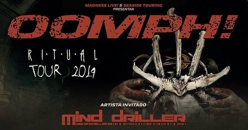 OOMPH! + MIND DRILLER